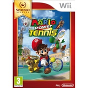 Mario Power Tennis Game (Selects) Wii