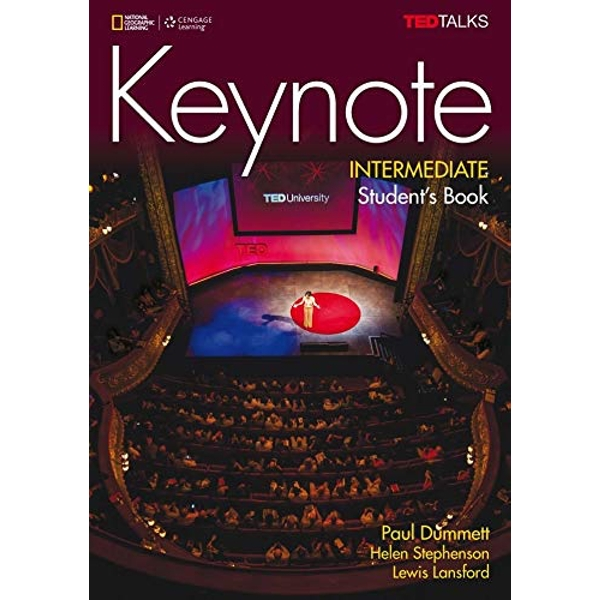 Keynote Intermediate with DVD-ROM  Mixed media product 2015