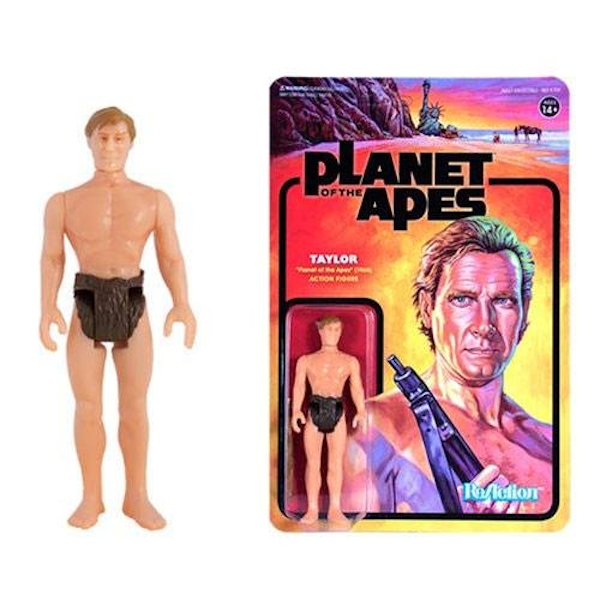 Taylor (Planet of the Apes) ReAction Action Figure