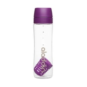 Aladdin Infuse Water Bottle 0.7L - Purple
