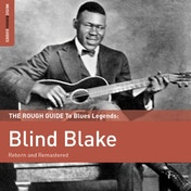 Blind Blake - The Rough Guide to Blind Blake Vinyl