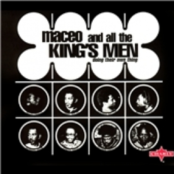 Maceo Parker Doing Their Own Thing CD