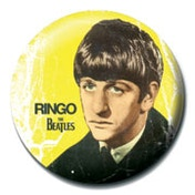 The Beatles - Ringo Badge
