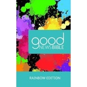 Good News Bible (GNB) Rainbow Bible: 2017 by British & Foreign Bible Society (Hardback, 2017)