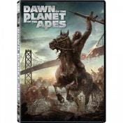Dawn of the Planet of the Apes DVD
