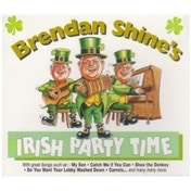 Irish Party Time CD