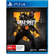 Call Of Duty Black Ops 4 Game PS4 [Australian Version]