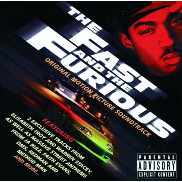 Various Artists - Fast & Furious Original Soundtrack CD
