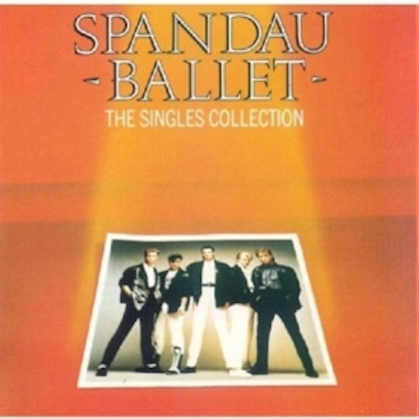 Spandau Ballet - Singles Collection CD