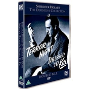 Sherlock Holmes - Terror By Night / Dressed To Kill DVD