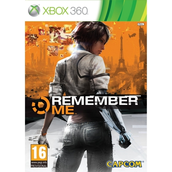 Remember Me Game Xbox 360