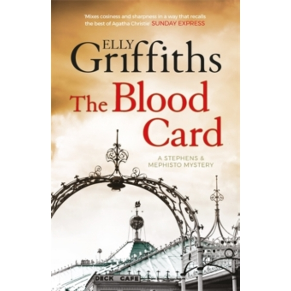 The Blood Card : Stephens and Mephisto Mystery 3