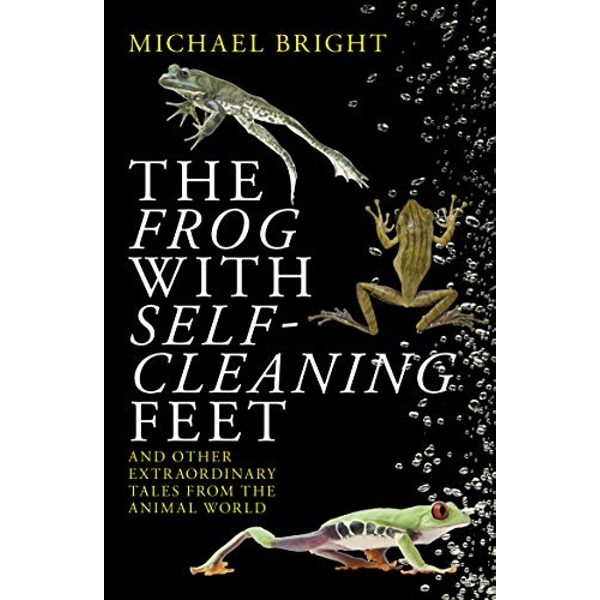 The Frog with Self-Cleaning Feet And Other Extraordinary Tales from the Animal World  Paperback / softback 2020