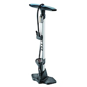 Beto Alloy Track Pump with Gauge