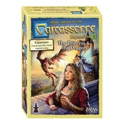 Carcassonne Princess & The Dragon Expansion 3 (2016 Edition)