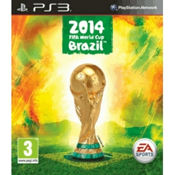 FIFA World Cup Brazil 2014 PS3 Game