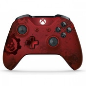 Ex-Display Gears of War 4 Crimson Omen Limited Edition Xbox One Wireless Controller Used - Like New