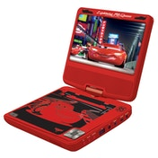 Lexibook DVDP6DC Disney Cars Portable DVD Player UK Plug