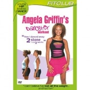 Angela Griffiin Dancemix Workout Fit Club DVD