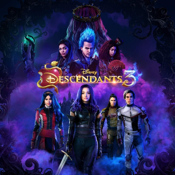 Descendants 3 Soundtrack OST CD