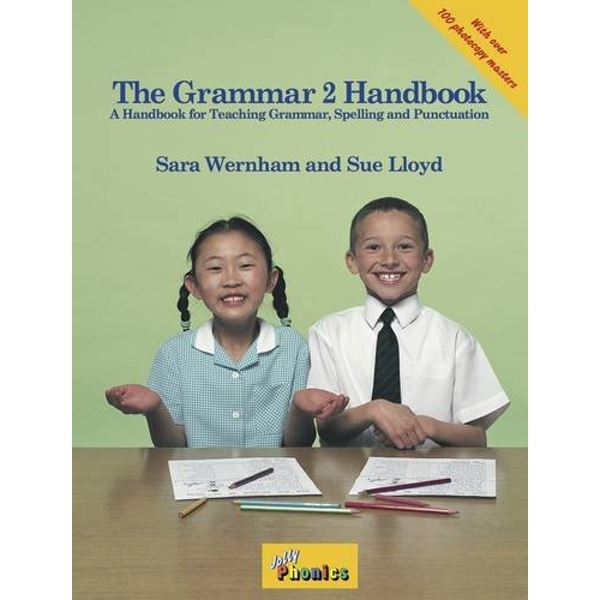 The Grammar 2 Handbook  2001 Spiral bound