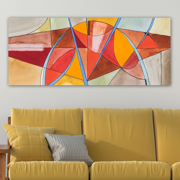 YTY729166702_50120 Multicolor Decorative Canvas Painting