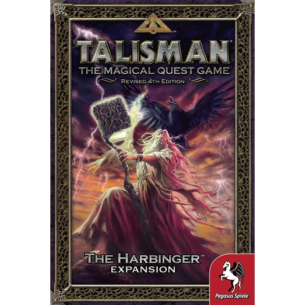 Talisman: The Harbinger Expansion Board Game