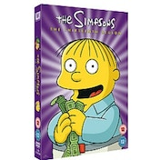 The Simpsons: Series 13 DVD