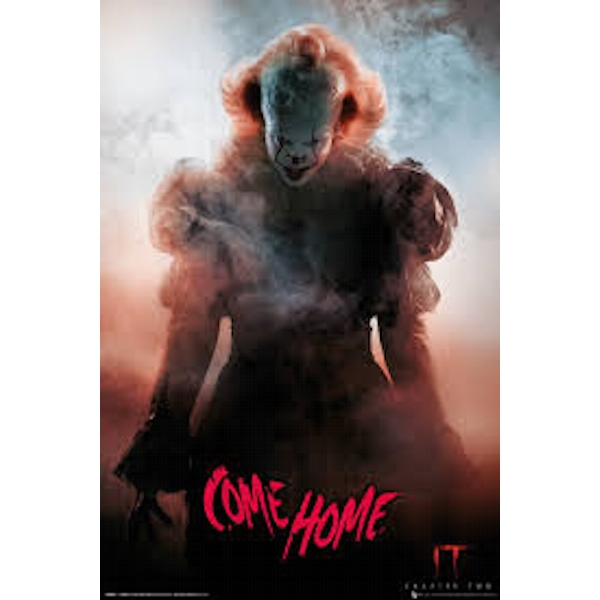 IT Chapter 2 - Come Home Maxi Poster
