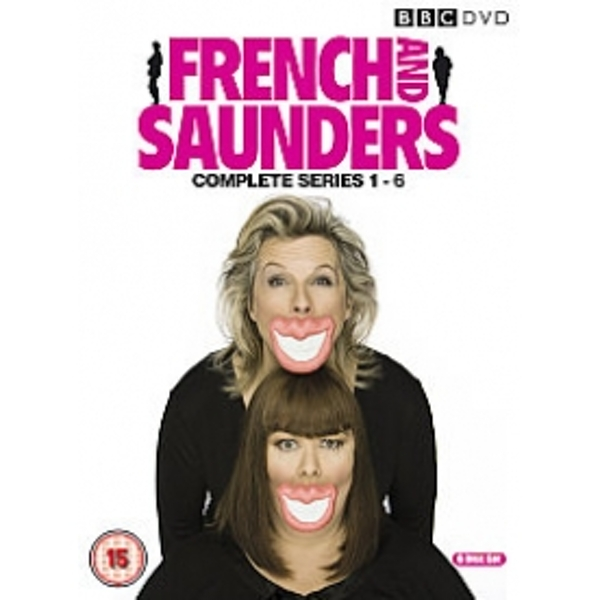 French And Saunders Series 1-6 DVD