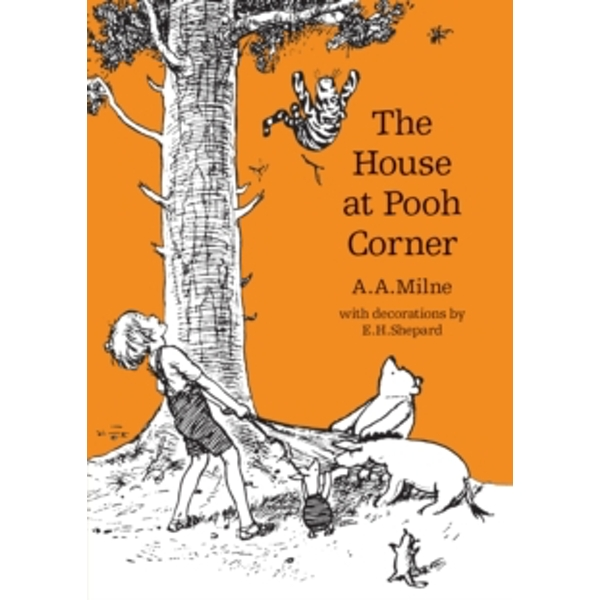 The House at Pooh Corner by A. A. Milne (Paperback, 2016)