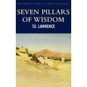 Seven Pillars of Wisdom by T. E. Lawrence (Paperback, 1996)