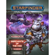 Starfinder Adventure Path: Merchants of the Void (Fly Free or Die 2 of 6) by Leo Glass (Paperback, 2021)