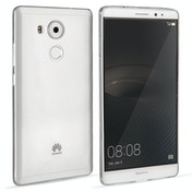 YouSave Accessories Huawei Mate 8 Ultra Thin Gel Case - Clear