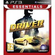 Driver San Francisco Game (Essentials) PS3