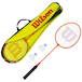 Wilson Badminton 2 Player Gear Set (Inc 2 Rackets and 2 Shuttles) - Image 2