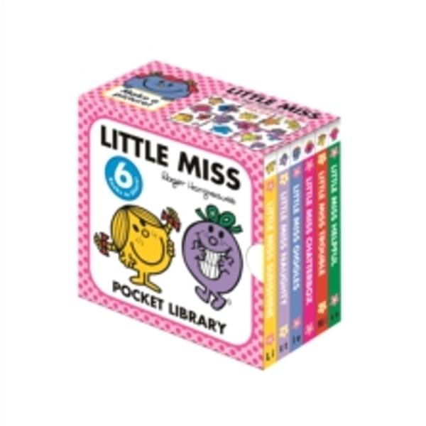 Little Miss: Pocket Library