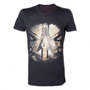 Assassin's Creed Syndicate Bronze Crest X-Large Black T-Shirt