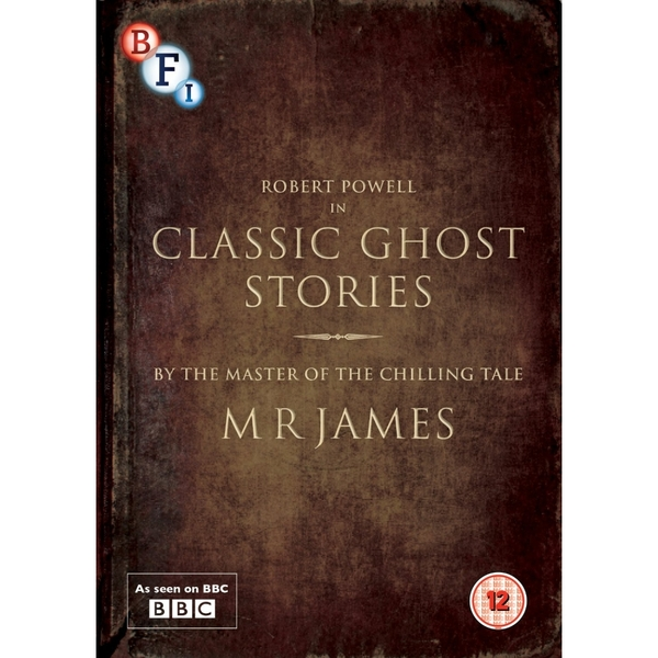 Classic Ghost Stories of M R James DVD