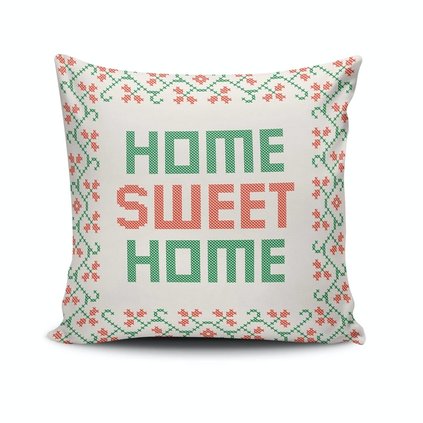 NKLF-134 Multicolor Cushion Cover