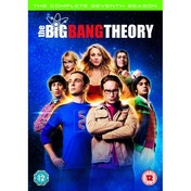 The Big Bang Theory Season 7 DVD