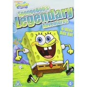 Spongebob Squarepants Legendary Adventures Box Set DVD