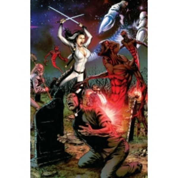 Grimm Fairy Tales Presents: Zombies and Demons