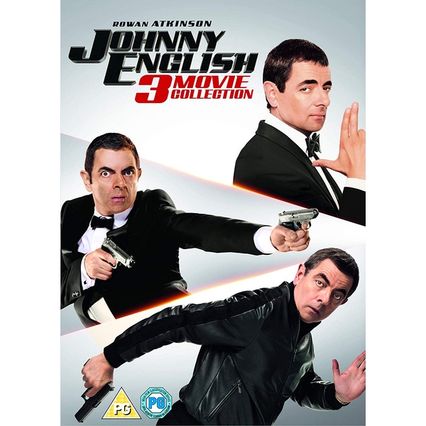 Johnny English - 3 Movie Collection DVD