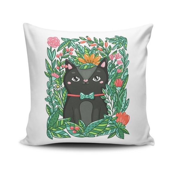 NKLF-379 Multicolor Cushion Cover