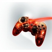 PDP Afterglow AP.2 Wireless Controller Red PS3