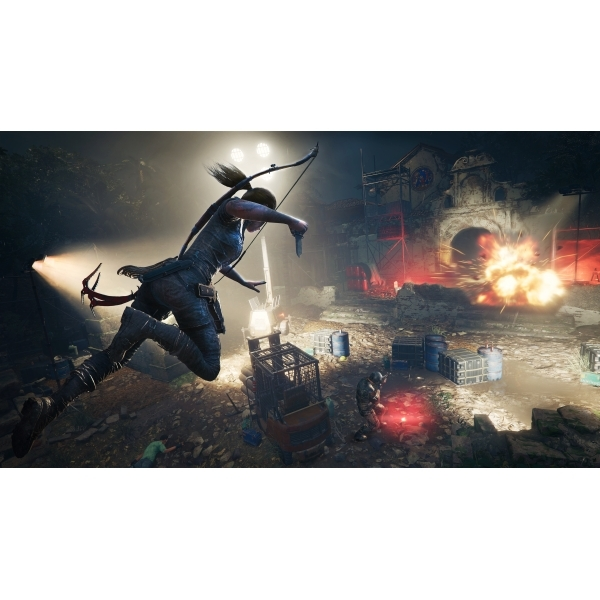 Shadow Of The Tomb Raider Croft Edition PS4 Game + I Love Tombs Patch - Image 3