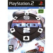 World Championship Poker 2 Game PS2