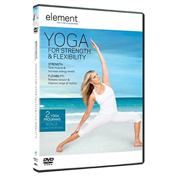 Element: Yoga For Strength And Flexibility DVD