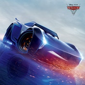Cars 3 - Jackson Canvas
